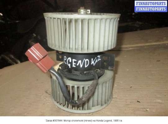 Мотор отопителя (печки) на Honda Legend II KA7