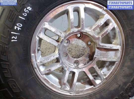 Диск колёсный на Hummer H3
