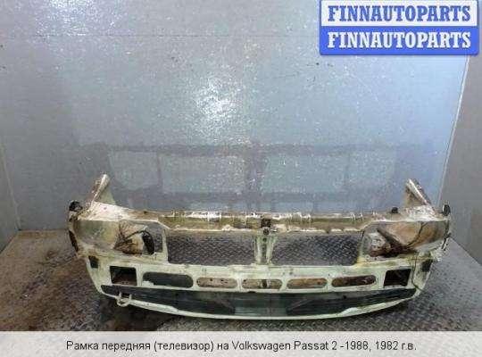 Панель передняя (телевизор) на Volkswagen Passat B2