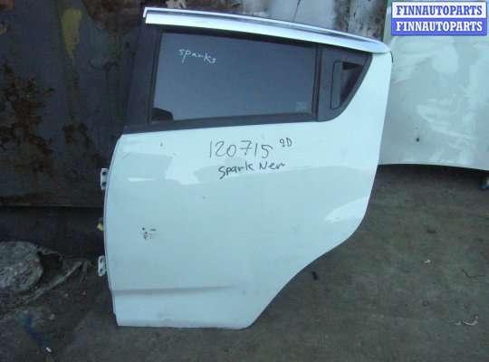 Дверь боковая на Chevrolet Spark II