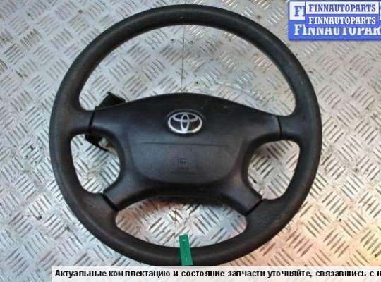 Руль на Toyota Avensis I