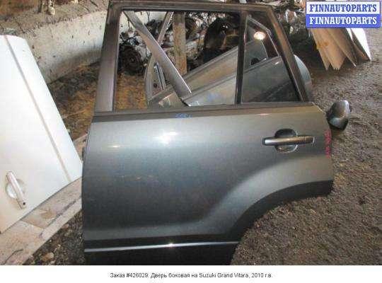 Дверь боковая на Suzuki Grand Vitara II (JT, TD54)