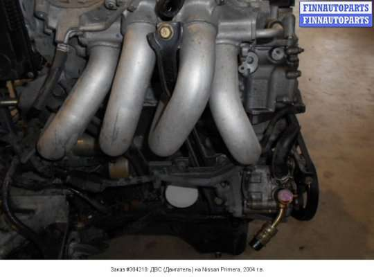 Двигатель (ДВС) QG18DE
