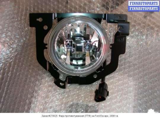 Фара противотуманная (ПТФ) на Ford Escape II