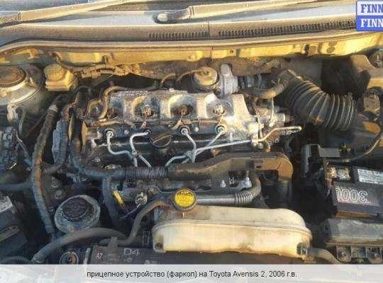 Фаркоп на Toyota Avensis II