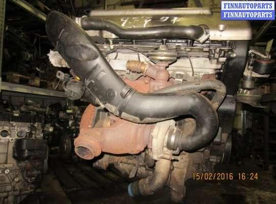 Двигатель (ДВС) 4HX (DW12TED4/FAP)