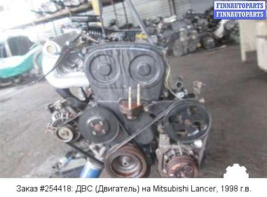 Двигатель (ДВС) 4G15 (16V)