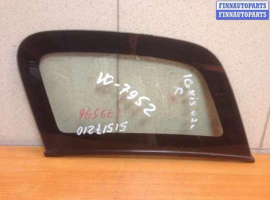 Стекло кузовное боковое на Suzuki Ignis (HT51S, HT81S)