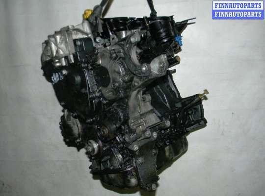Двигатель (ДВС) G9T 742,G9T 743