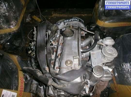 ДВС (Двигатель) на Hyundai Galloper