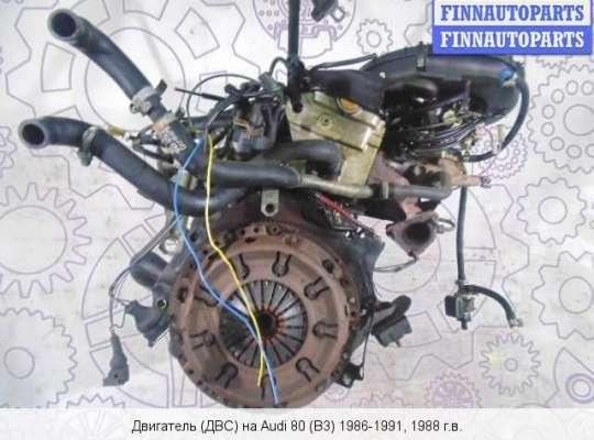 Двигатель (ДВС) RU