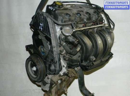 Двигатель (ДВС) ECB