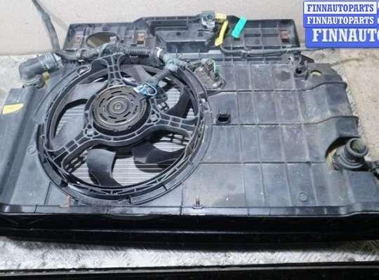 Радиатор кондиционера на Fiat Stilo
