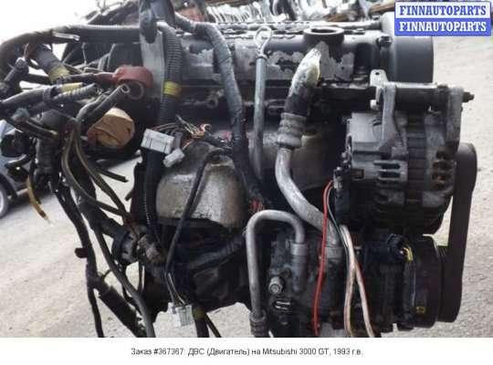 ДВС (Двигатель) на Mitsubishi 3000 GT Z16A