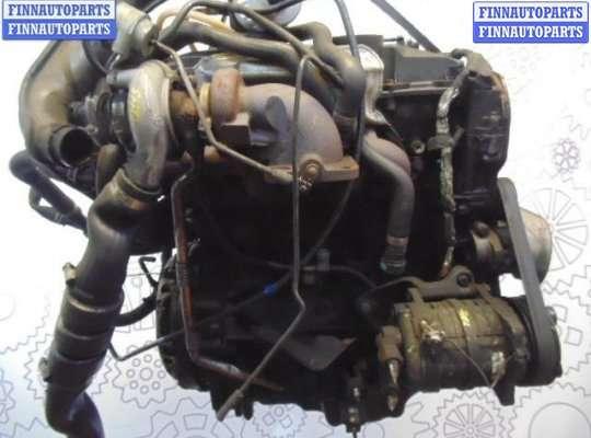 Двигатель (ДВС) QVFA