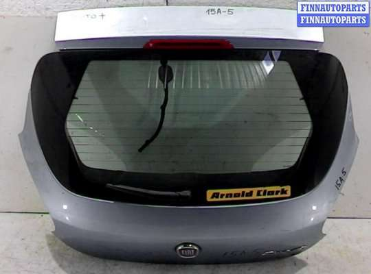 Крышка багажника на Fiat Bravo II (198)
