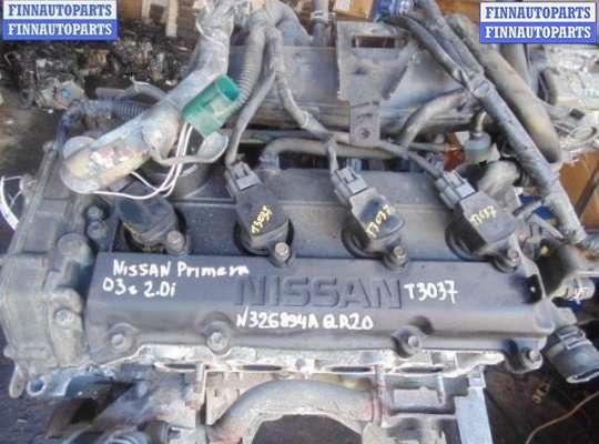 Двигатель (ДВС) QR20DE