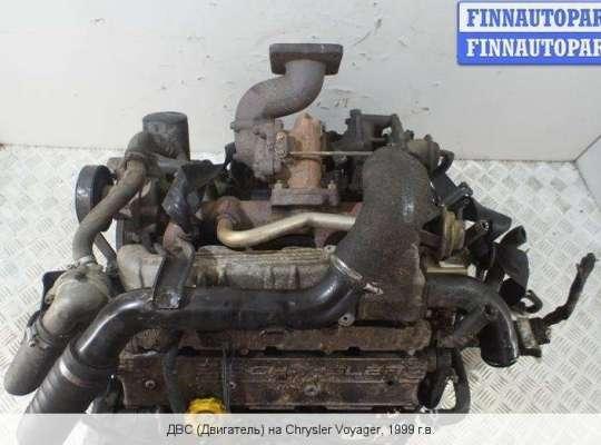 Двигатель (ДВС) VM