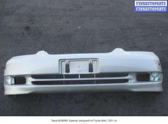 Бампер передний на Toyota Mark JZX110