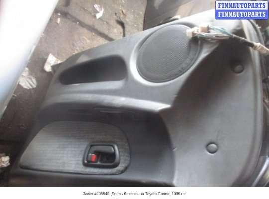 Дверь боковая на Toyota Carina ED ST200 (правый руль)