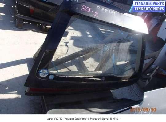 Крышка багажника на Mitsubishi Sigma F16A