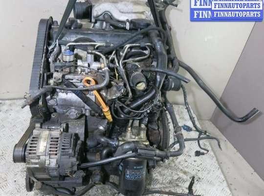 Двигатель (ДВС) 1Y
