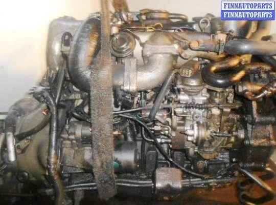 Двигатель (ДВС) TD27
