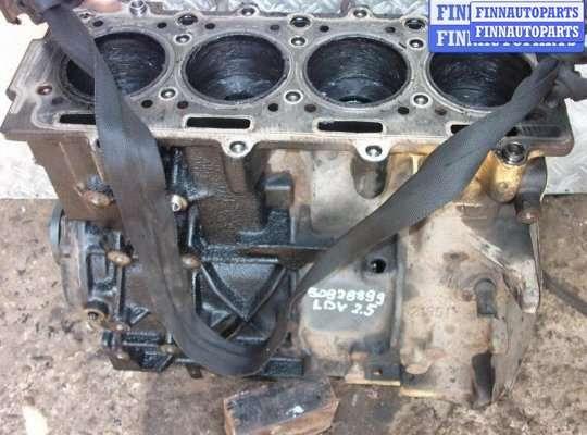 Блок двигателя (цилиндров) на LDV Maxus