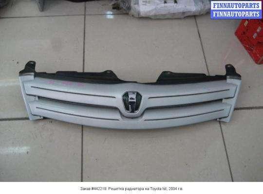 Решетка радиатора на Toyota Ist (NCP60)