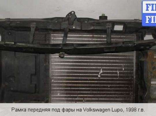 Панель передняя (телевизор) на Volkswagen Lupo (6X)