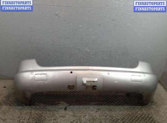 Бампер задний на Mercedes-Benz ML (W163)