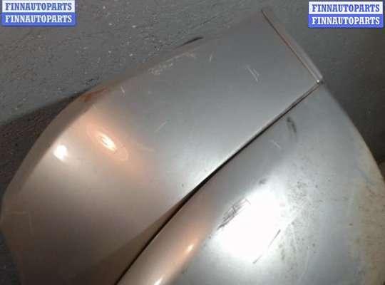 Бампер задний на Mercedes-Benz ML W163