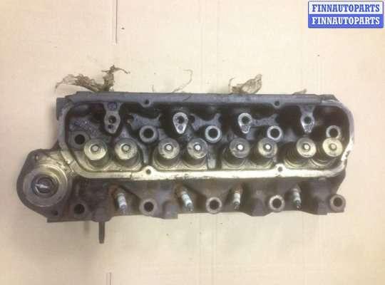 Головка блока цилиндров (ГБЦ в сборе) на Ford Ka I (RBT)