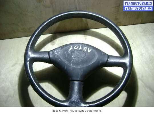 Руль на Toyota Corolla Levin (AE100)