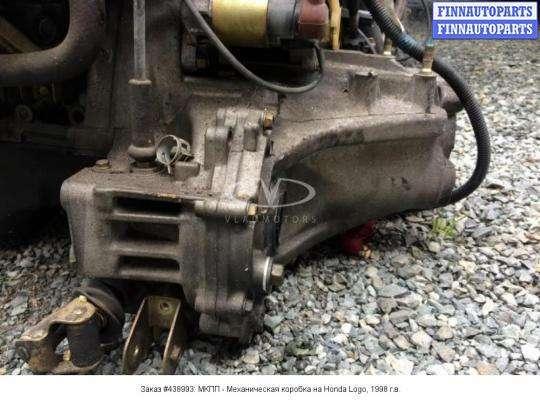 МКПП - Механическая коробка на Honda Logo GA3