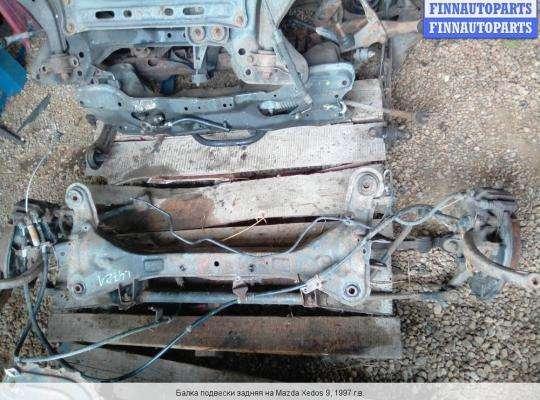 Балка подвески задняя на Mazda Xedos 9 TA