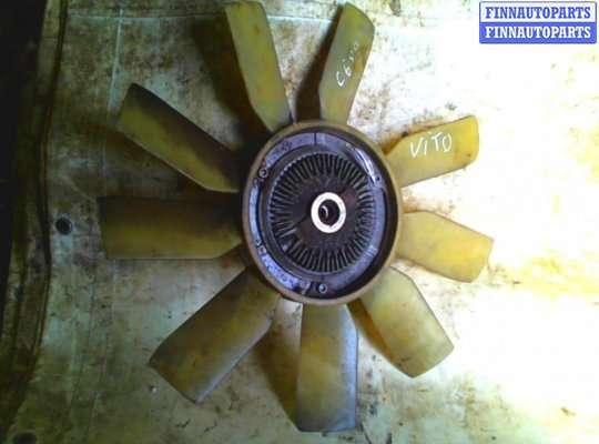 Вентилятор радиатора на Mercedes-Benz Vito W639