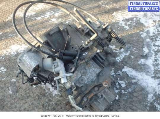 МКПП - Механическая коробка на Toyota Carina ED ST200 (правый руль)