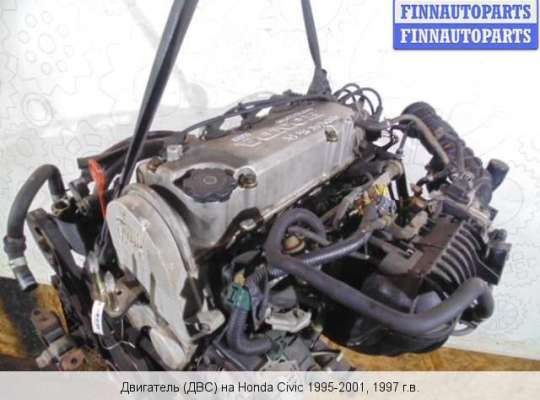 Двигатель (ДВС) D14A5,D14A7