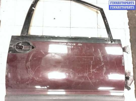 Дверь боковая на Toyota Previa CR