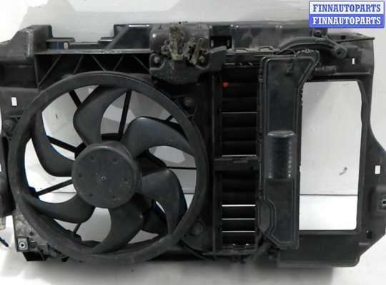 Панель передняя (телевизор) на Citroen C5 II
