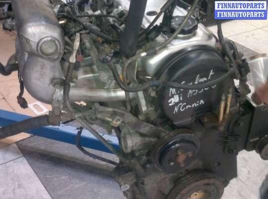 Двигатель (ДВС) 4G63 (SOHC 16V)