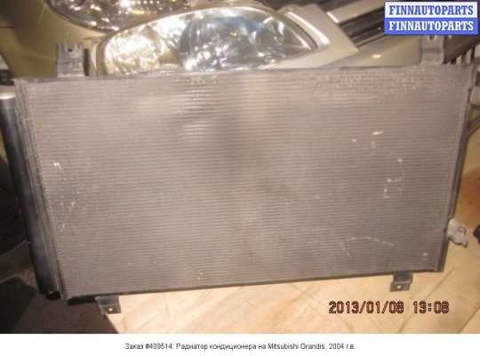 Радиатор кондиционера на Mitsubishi Grandis