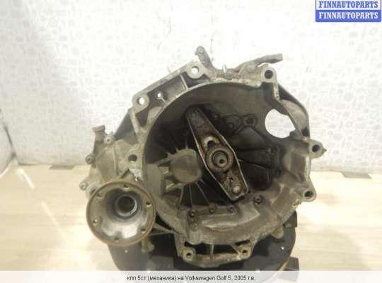 МКПП - Механическая коробка на Volkswagen Golf Plus (5M1)