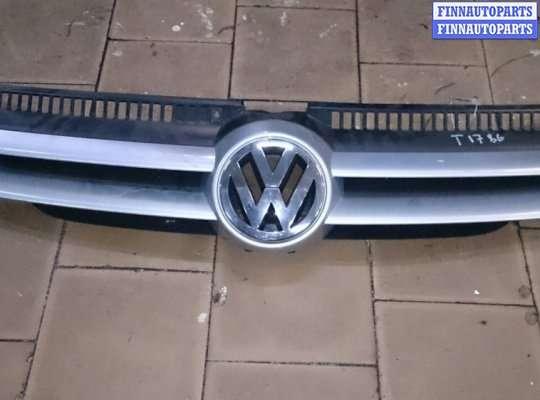 Решетка радиатора на Volkswagen Golf Plus