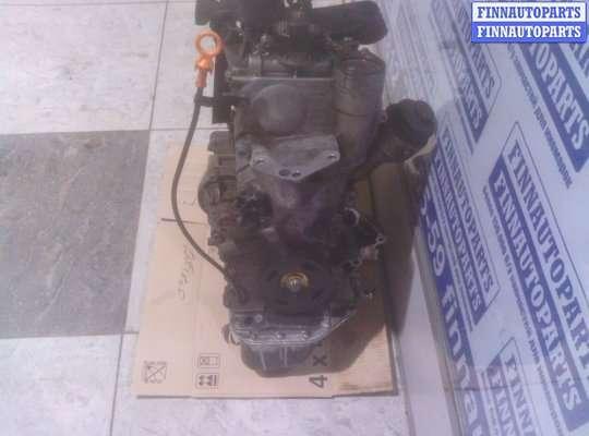 ДВС (Двигатель) на Skoda Fabia II