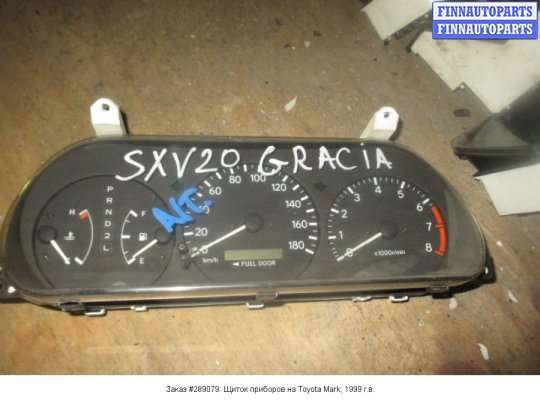 Щиток приборов на Toyota Mark JZX100