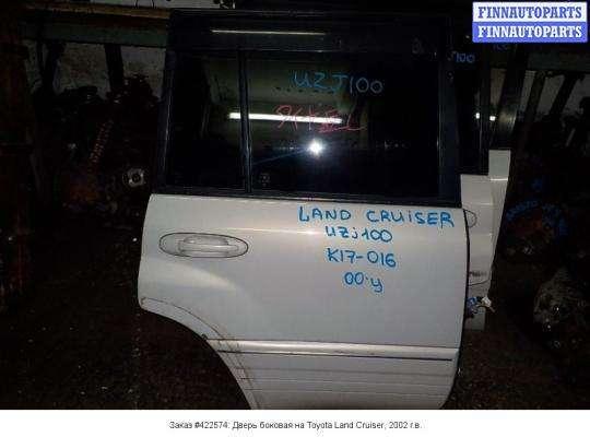 Дверь боковая на Toyota Land Cruiser 100