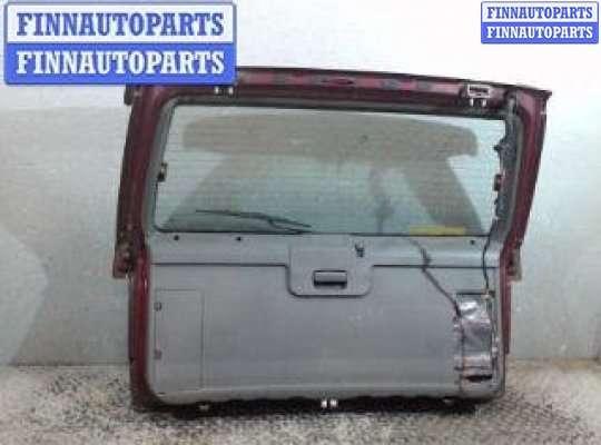 Крышка багажника на SsangYong Musso FJ