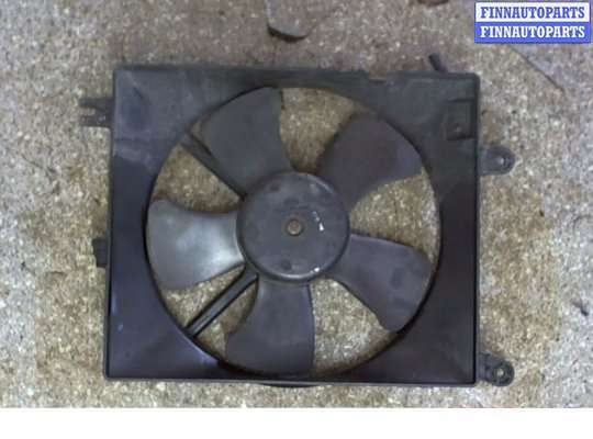 Вентилятор радиатора на Daewoo Nubira II